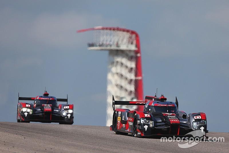 WEC Austin: Audi eerste en tweede in kwalificatie voor 6 uur van COTA