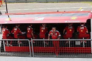Формула 1 Новость В Ferrari завершили формирование новой структуры команды
