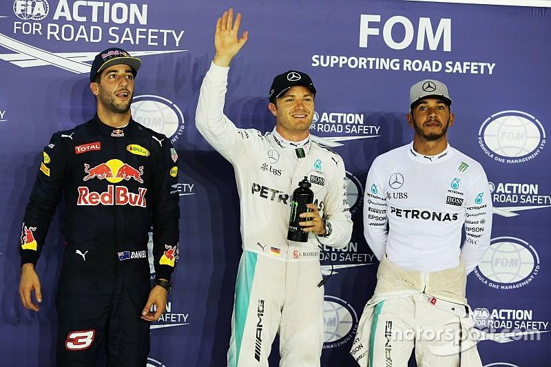 Formel 1 in Singapur: Red Bull Racing wird sehr stark sein, glaubt Lewis Hamilton