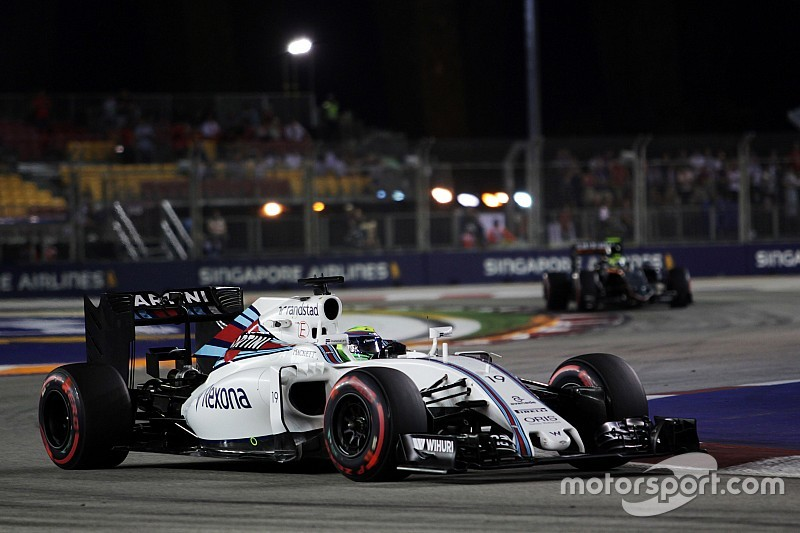 "Williams: ""Force India is geen obsessie"""