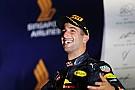 Ricciardo, nada decepcionado: