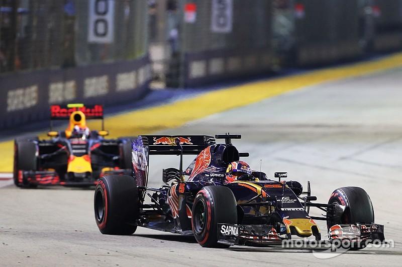 """Verstappen: """"No quiero órdenes de equipo con Kvyat"""""""