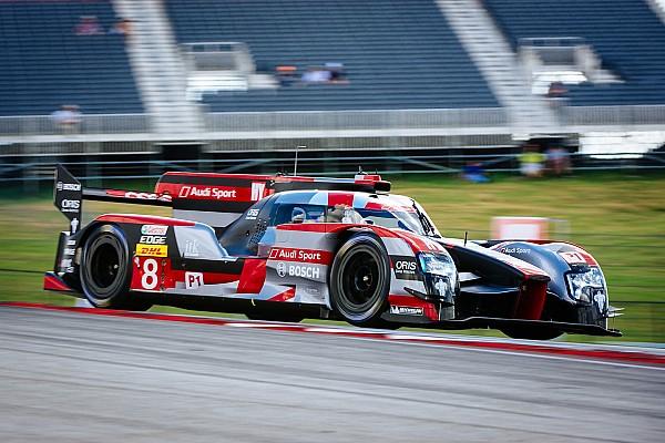 Audi-Fahrer nach verpasstem WEC-Sieg: