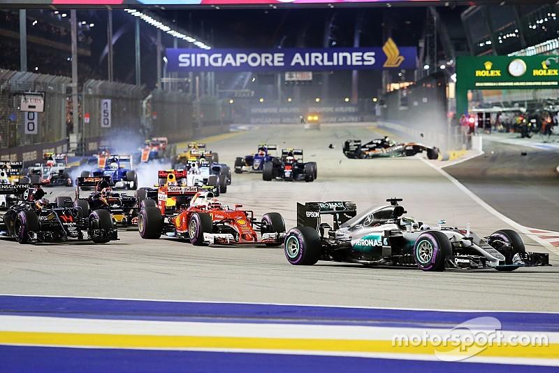 La Fórmula 1 empieza a probar la Ultra Alta Definición