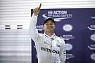 Anche i numeri premiano Rosberg: Nico il pilota con più giri in vetta