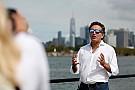 Agag y la Fórmula E en Nueva York: