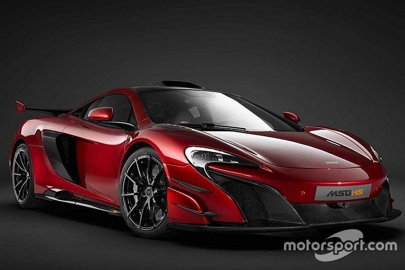 Gerucht: Apple wil McLaren Technology Group overnemen