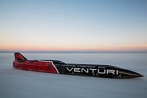 Автомобілі Важливі новини Новий світовий рекорд: Venturi -  576 км/год на електричному двигуні