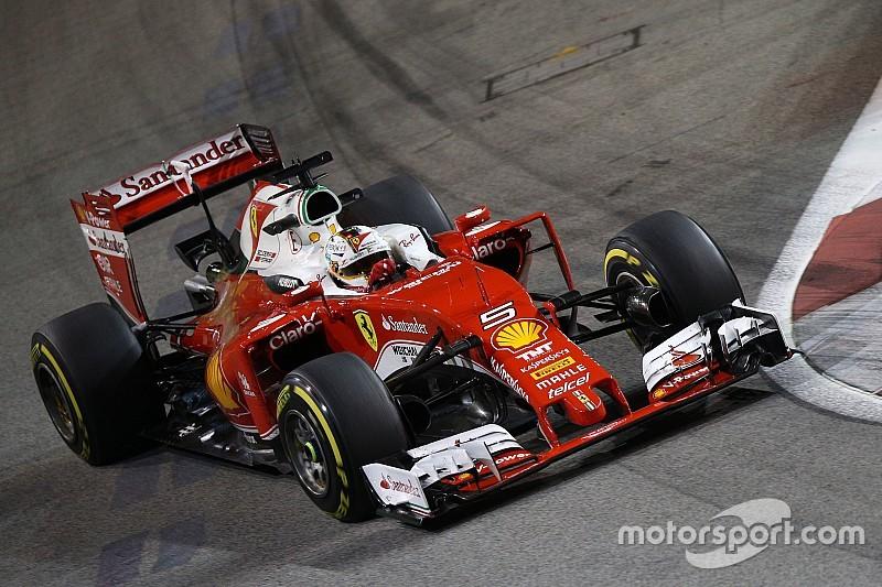 Ferrari akan bawa komponen aerodinamika terbaru di GP Malaysia