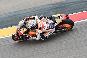 MotoGP Résumé d'essais libres EL3 - Márquez passe en tête alors que les chutes se multiplient