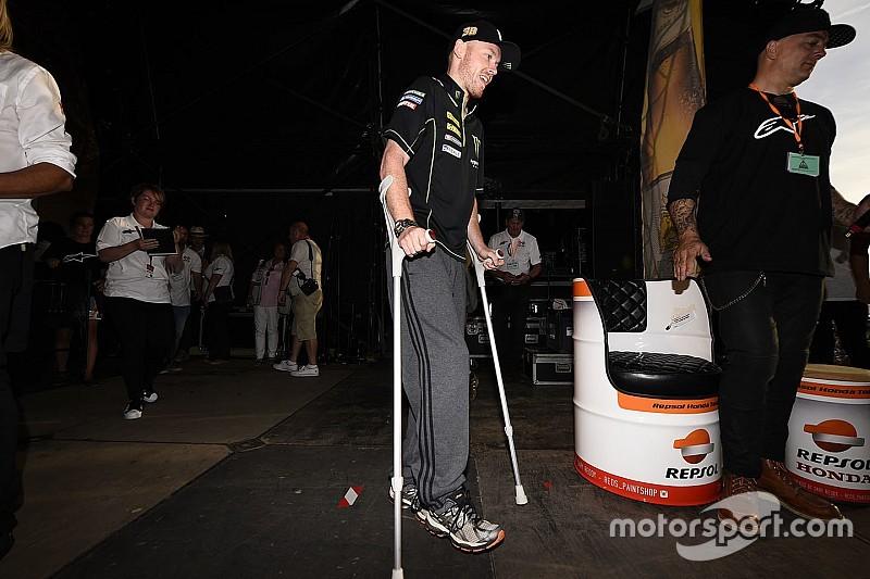 Smith keert in Japan weer terug in de MotoGP-paddock