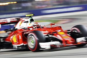 Formule 1 Actualités Ferrari - Räikkönen