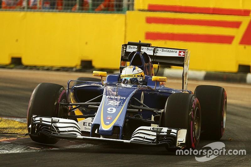 "Sauber: ""Grote stap vooruit in 2017"""