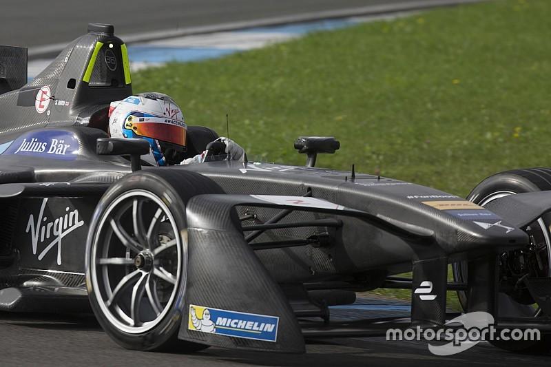 """فريق """"دي.إس فيرجن"""" يكشف عن ألوان سيارته الجديدة لموسم فورمولا إي الثالث"""
