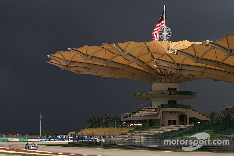 Horarios GP de Malasia