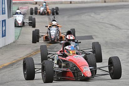 Trenton Estep balaie le championnat de Formule 1600