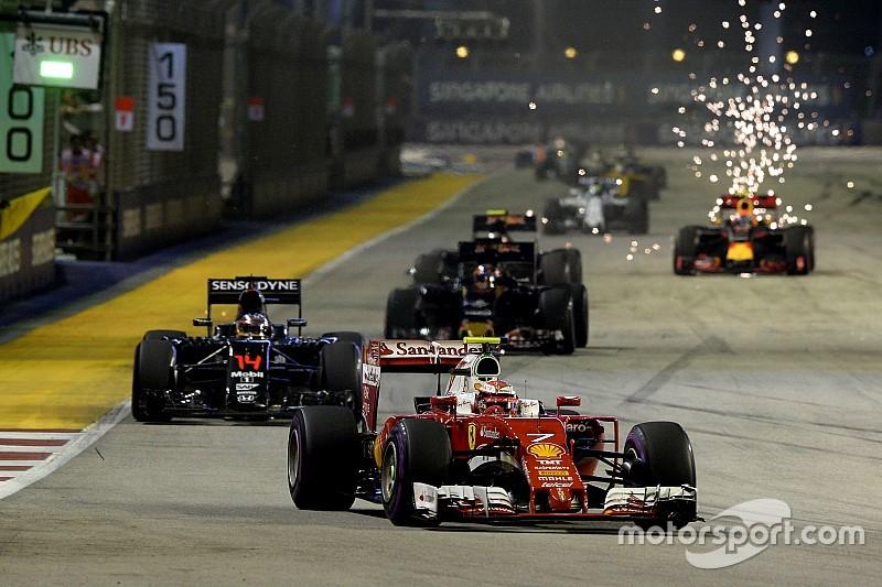 评论:别管数字革命,F1首先需要更精彩的比赛