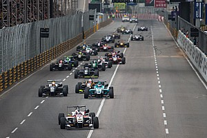 F3 Breaking news Pirelli replaces Yokohama as Macau GP tyre supplier