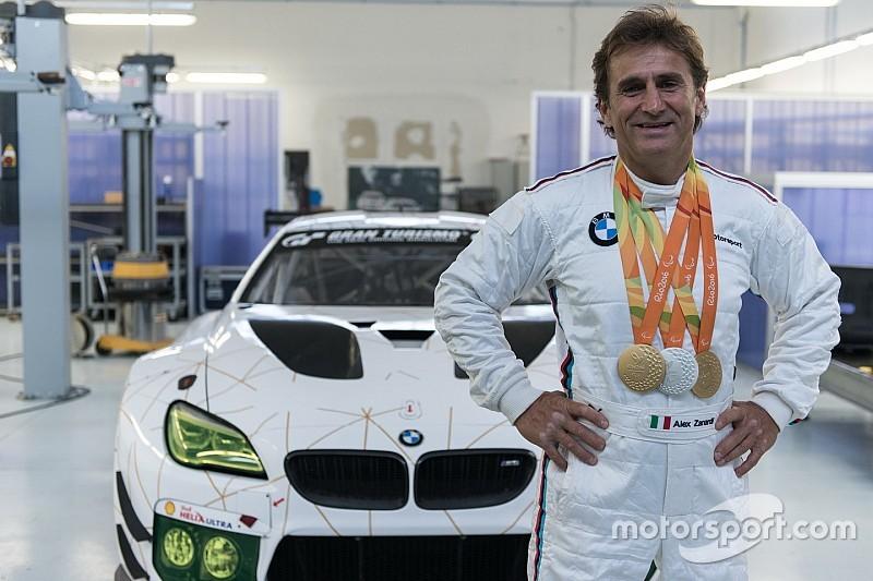 Alex Zanardi torna nel GT Italiano al Mugello con la ROAL!