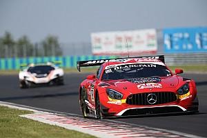 Blancpain Sprint Verslag vrije training Blancpain Barcelona - Rosenqvist snelste in tweede training