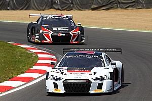 BSS Qualifiche Franck Perera e l'Audi conquistano la pole a Barcellona