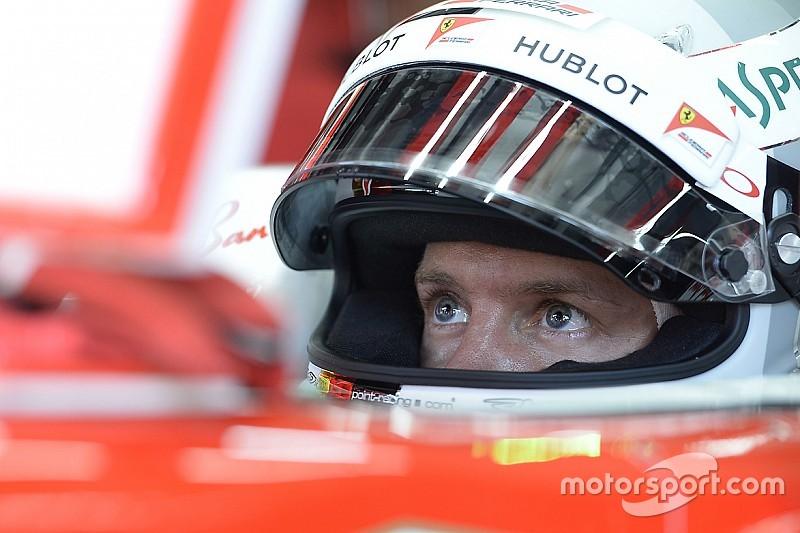 Vettel punito: perderà tre posizioni sulla griglia del GP del Giappone