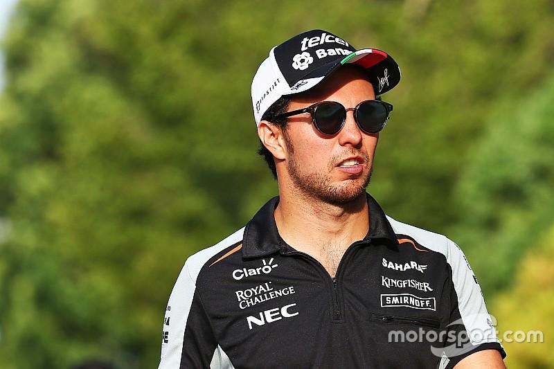Force India остаточно погодила контракт з Пересом на сезон 2017 року