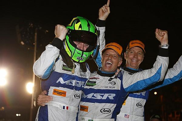 IMSA La Ligier MSR vainqueur, Cameron et Curran champions avec Action Express!