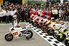 Tisztelet: visszavonultatták az elhunyt Marco Simoncelli 58-as rajtszámát a MotoGP-ből