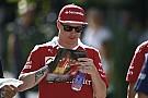 Räikkönen 15 éve