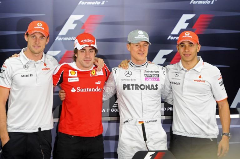 """Button: """"Hamilton a leggyorsabb, Alonso a legösszetettebb"""""""