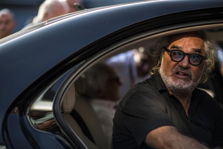 Briatore: Verstappen jót tesz az F1-nek, van egy új karakter
