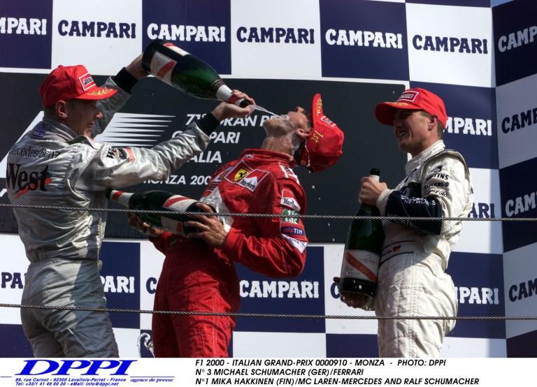 16 éve Monzában: rekord nézőszám, Schumacher győzelem, halálos baleset