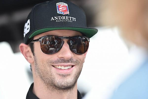 Rossi confirma permanência na Andretti-Herta em 2017