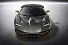 Lamborghini werkt aan elektrische hypercar op basis van Mission E-onderstel