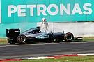 Mercedes sigue investigando el fallo del motor de Hamilton