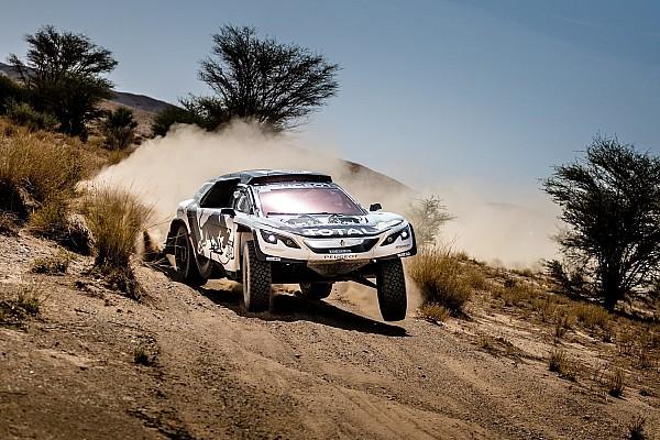 Rallye-Raid Rapport d'étape Maroc, étape 3 - Premier scratch pour Sainz et la 3008