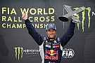 Sebastien Loeb vor 2. Saison in der Rallycross-WM