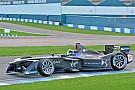 López, listo para su debut en la Fórmula E