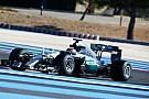 Hamilton en Rosberg testen volgende week de 2017-banden van Pirelli