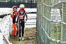 Probleem met turbocharger plaagt Gutierrez tijdens tweede training