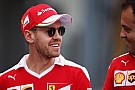 Феттелю нужно заслужить будущее в Ferrari, считает Арривабене