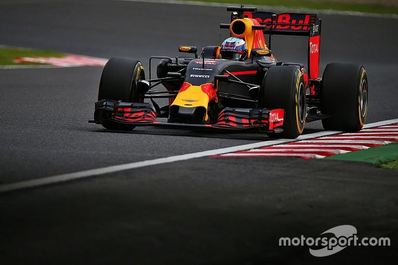 """Ricciardo: """"Le mie qualifiche rovinate da una perdita di potenza alla power unit"""""""