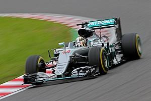 Формула 1 Комментарий Гонщики Mercedes не использовали на Сузуке квалификационный режим мотора