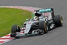 Гонщики Mercedes не использовали на Сузуке квалификационный режим мотора