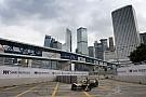 Vergne  lidera práctica final en Hong Kong