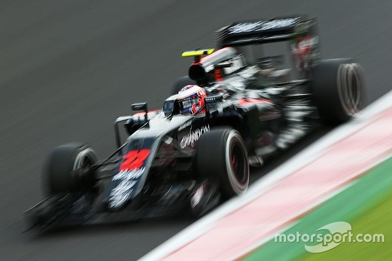 """Баттон назвал """"ужасающим"""" результат McLaren на домашней для Honda трассе"""