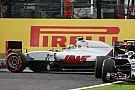 Gutiérrez frustrado por el incidente con Sainz en Japón