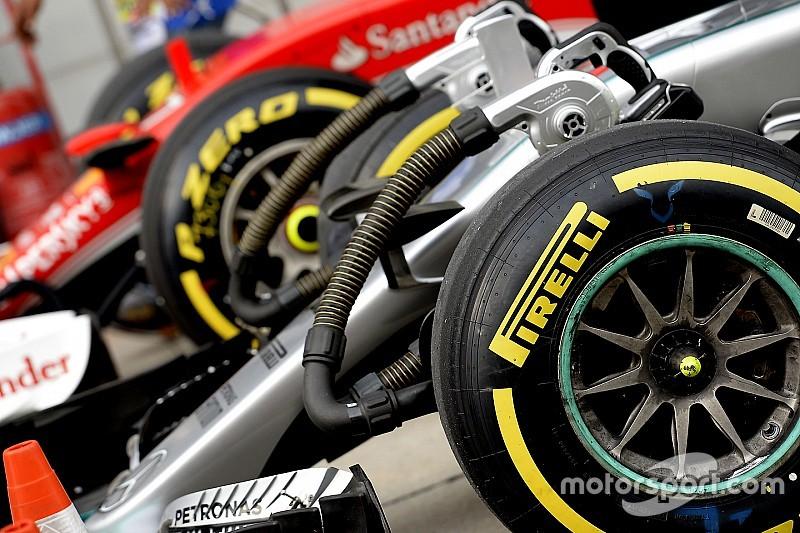 Pirelli оголосила вибір шин для США