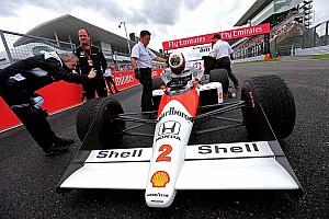 F1 Top List Galería: el día que un McLaren-Honda campeón volvió a Suzuka